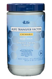 4life transfer factor chewable tri-factor formula