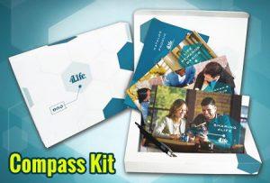 pendaftaran member 4life - compass kit 4life