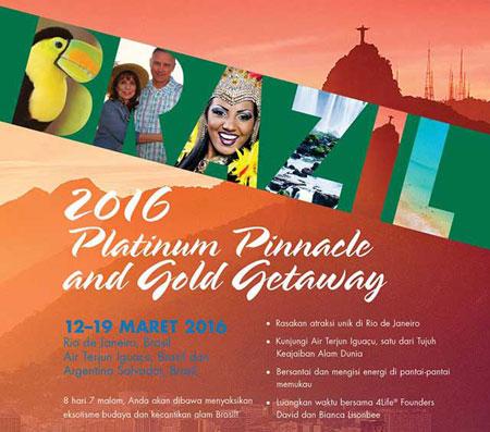 perhitungan bonus gold gateway platinum pinnacle liburan gratis 4life indonesia