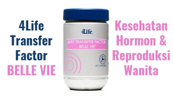 suplemen terbaik untuk wanita 4life transfer factor belle vie