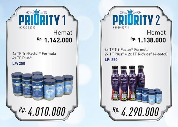 4life transfer factor paket priority