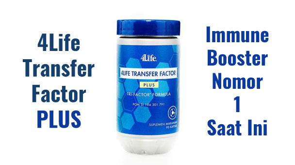 immune booster terbaik 4life transfer factor plus