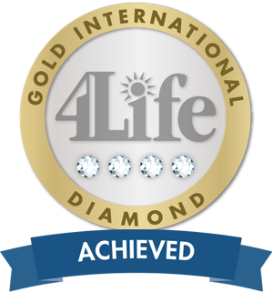 peringkat 4life gold international diamond 4lifetransferfactorsNet