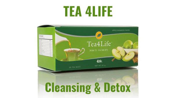 tea 4life - teh 4life